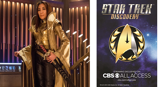 Star Trek: Discovery at SDCC 2018